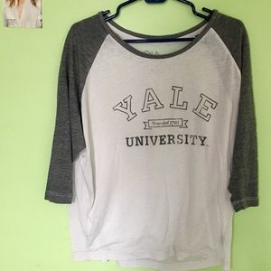 Yale Baseball long sleeve